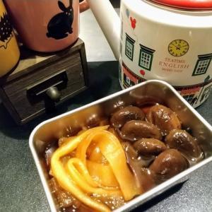 🐭シェフが作る!椎茸と干瓢の甘辛煮の簡単作り方・レシピ