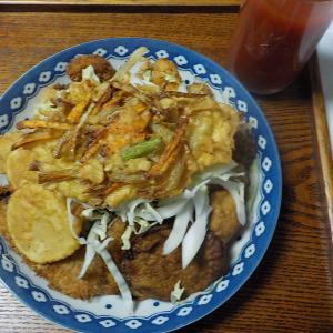 フライ、天ぷら、かき揚げ etc.