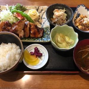 地元に愛される定食屋「丸ふく」岐阜県輪之内町 ランチ