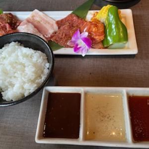 焼肉ダイニング牛源 愛西店 お得ランチ