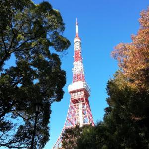 二人のお母さん⑦と東京タワー