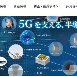 【SiC/GaN化合物半導体製造装置】 6387 サムコ