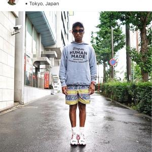 Fashion Snap:Pharrell Williams