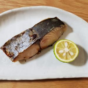 サワラの西京焼き、お店で食べるくらい美味しかったです