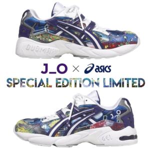 【7/23抽選開始】J_O X ASICS SPORTSTYLE 2020SS COLLABORATION SNEAKER SPECIAL EDITION LIMITED