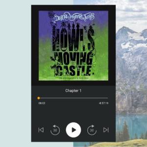 【悲報】ジブリファンは「ハウルの動く城」原作で英語の朗読が楽しめない説