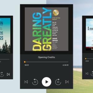 ブレネー・ブラウンのオーディオブック3冊のレビューとNetflix「勇気を出して」の感想