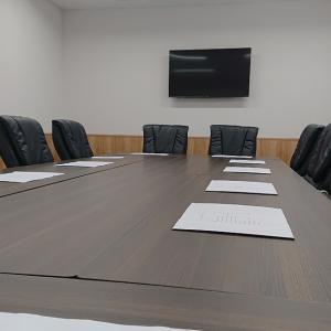 八戸支店会議室