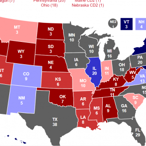 アメリカ大統領選挙が面白い