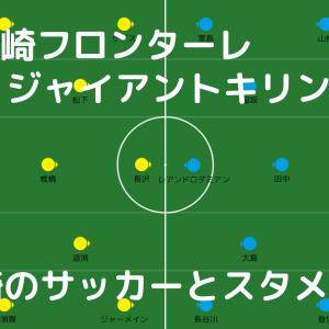 【ベガルタ仙台】狙え!ジャイアントキリング!【川崎】
