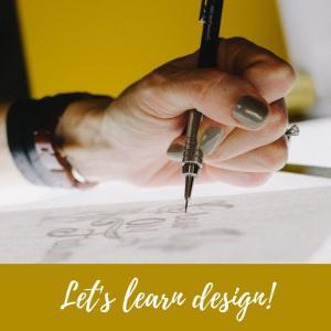 初心者の独学におすすめ!デザインが勉強できる無料のwebサイト2つ