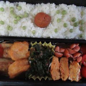 日本映画1つ、韓国映画2つ見ました ☆冷凍食品弁当☆