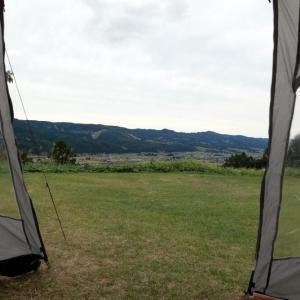 リベンジキャンプ。〜②舞子オートキャンプ場〜