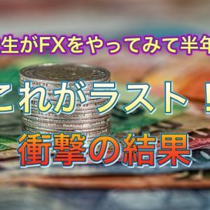 [FX最強の手法]京大生が半年FXをやった結果、衝撃の結果に!?