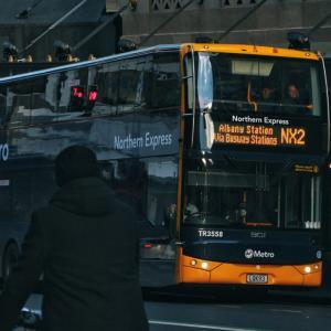 観光や留学でニュージーランドのバスを使う際の注意点