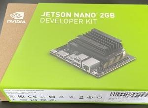 Jetson Nano 2GBを購入しました