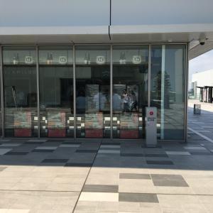 新規オープン!天空橋駅『羽田イノベーションシティー』に行って来ましたー。