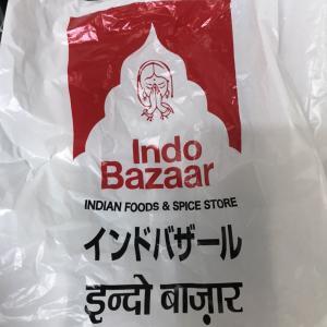 やっぱコレでしょ!インド食材店にて、とうとう買ってしまいました。