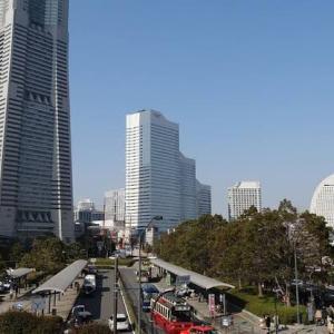 あっさり3駅、桜木町駅から横浜駅まで歩けちゃった。