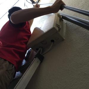 【DIY】一軒家の2階にキッチンを取り付けて営業許可を取る方法(排水菅編)②