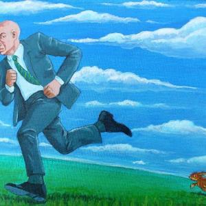 【アドバイス!】どうしても逃げてしまう人への『逃げ癖』解消法。