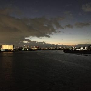 おすすめ!夜の大師橋を散歩して癒されよう!