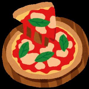 超簡単、超うまい!シラスピザ作りました。