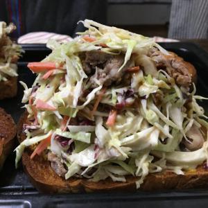 【ご紹介!】再び登場、びっくりサンドイッチのつくりかた。