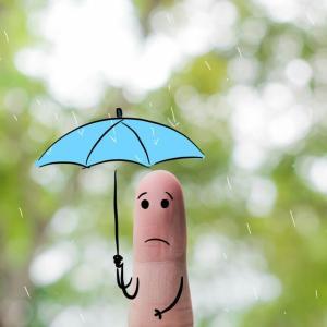 朝から夜まで雨ですね、こんな時は必殺の〜!