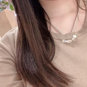 中目黒お気に入り店ツアー♡~麻と天然石のネックレス作り~