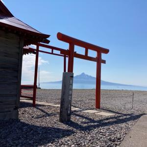 81、北海道礼文島〜利尻島30km