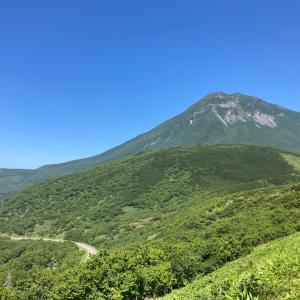 115、北海道ウトロ〜羅臼(知床半島)35km