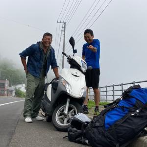 118、北海道羅臼町〜標津町50km