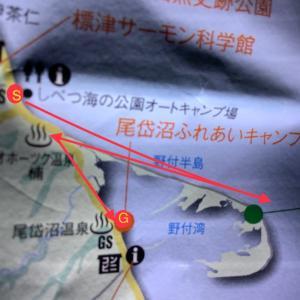 119、北海道標津町〜別海町50km