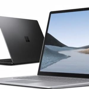 新機種 Surface Laptop4 Ryzen 7 4800U搭載の可能性