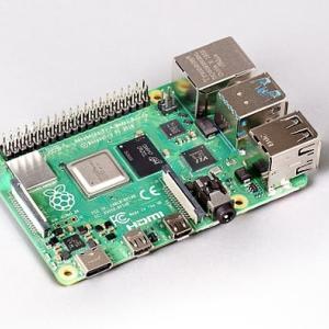 【Raspberry Pi4】用途いろいろ格安なシングルボードコンピューター