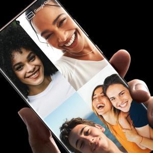 【Galaxy Note 20 Ultra 5G】1億800万画素のカメラを備えたスタイラスペン付きスマホ