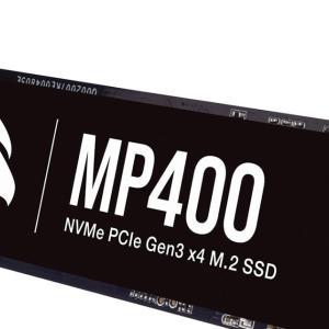 驚異の『8TB』のM.2 SSDがCorsairから発売