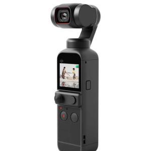 ジンバル搭載のカメラ『Osmo Pocket 2』が発売