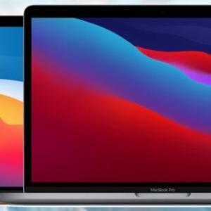 Apple Silicon「M1」を搭載したMacが発表。MacBook Pro等3機種が登場