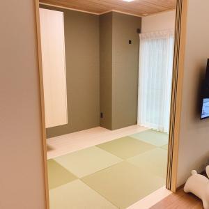 WEB内覧会〜グランセゾンの和室〜