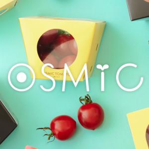 高糖度フルーツミニトマト【OSMICトマト】