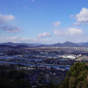 向島の立岩稲荷神社