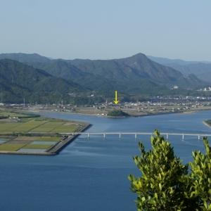 小浜山と小島山