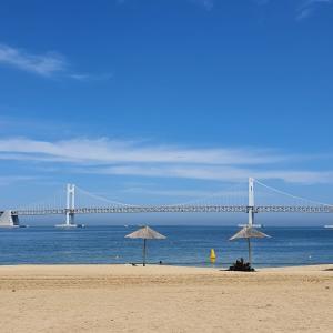 海雲台ブルーラインで釜山の海を満喫!