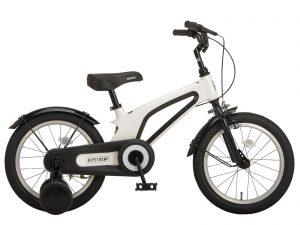 RIPSTOP(リップストップ)キッズ自転車の口コミ 3歳に16インチの自転車は早い?