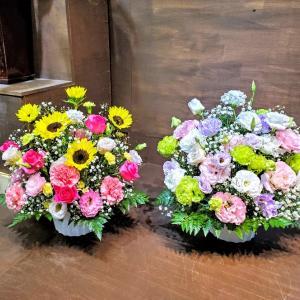 ♪昨日のお花さんたち花国湘南台♪