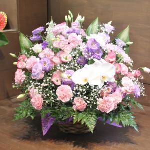 日本人のこころ 偲ぶ お供えのお花