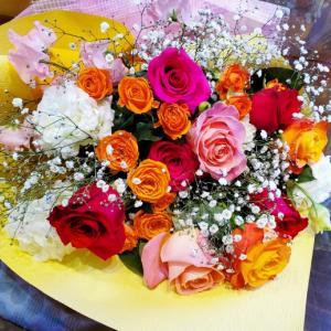 必ず花は咲く!新成人の皆さんおめでとうございます!