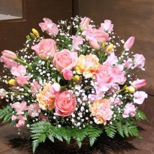 1月21日花国湘南台店リアル店舗 必ず花は咲く